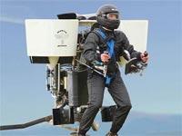 לעוף מעל העיר: חליפת סילון אישית חדשה בייצור סדרתי